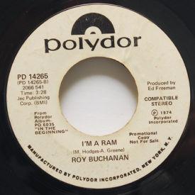 Roy Buchanan - Rescue Me/I'm A Ram