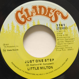 Little Milton - Just One Step