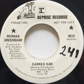 Norman Greenbaum - Junior Cadillac/Canned Ham