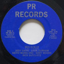 Rick Sutcliffe/Leon Durham/Jody Davis/Gary Woods - Men In Blue