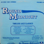 Hal Galper/Steve Gilmore/Bill Goodwin - 'Round Midnight - Timeless Jazz Classics