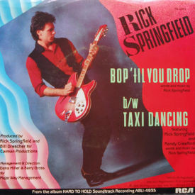 Rick Springfield - Bop 'Til You Drop