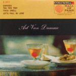 Art Van Damme - Carioca/Tea For Two/Thou Swell/Let's Fall In Love