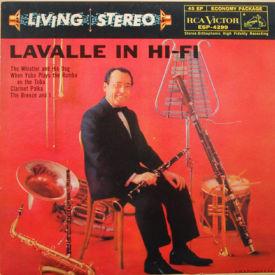 Paul Lavalle - Lavalle In Hi-Fi