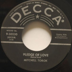 Mitchell Torok - Pledge Of Love/What's Behind That Strange Door
