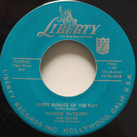 Margie Rayburn - Take A Gamble On Me/Every Minute Of The Day