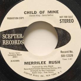 Merilee Rush - Child Of Mine