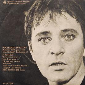 Richard Burton - Hamlet