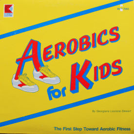 Georgiana Liccione Stewart - Aerobics For Kids
