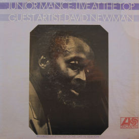 Junior Mance - Live At The Top – SIS