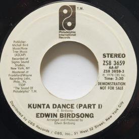 Edwin Birdsong - Kunta Dance (Part 1)