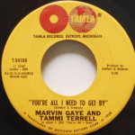 Marvin Gaye & Tammi Terrell - You're All I Need To Get By/Two Can Have A Party