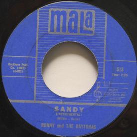 Ronny And The Daytonas - Sandy