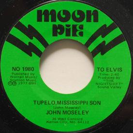 John Moseley - Tupelo, Mississippi Son