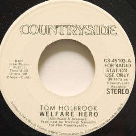 Tom Holbrook - Welfare Hero