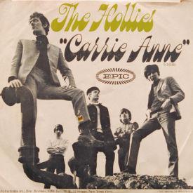Hollies - Carrie Anne