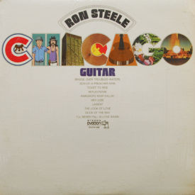 Ron Steele - Chicago Guitar – SIS