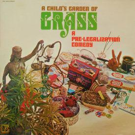 Ron Jacobs - A Child's Garden Of Grass