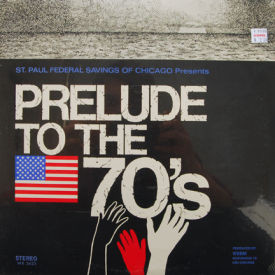 Soundtrack - Prelude To The 70's – SEALED