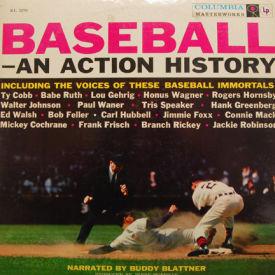 Buddy Blattner - Baseball – An Action History