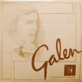 Galen - Galen – AUTOGRAPHED