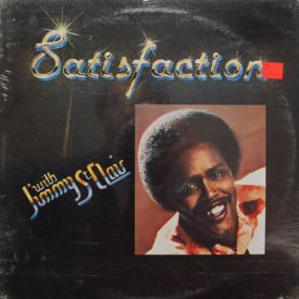 Jimmy St. Clair - Satisfaction – SEALED