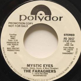 Faraghers - Mystic Eyes