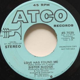 Sister Sledge - Love Has Found Me