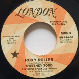 Sweeney Todd - Roxy Roller