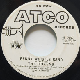 Tokens - Penny Whistle Band