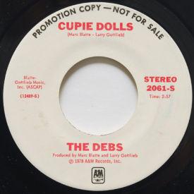 Debs - Cupie Dolls
