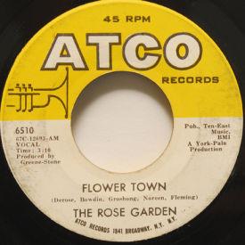 Rose Garden - Next Plane To London/Flower Town