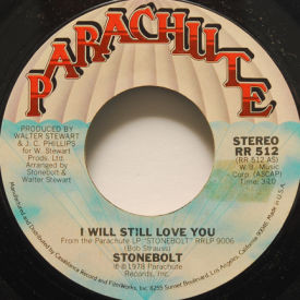 Stonebolt - I Will Still Love You