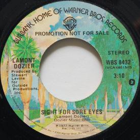 Lamont Dozier - Sight For Sore Eyes