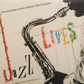 Northern Illinois Jazz Ensemble - Jazz Lives – SEALED