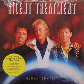 Silent Treatment - Human Contact – SEALED