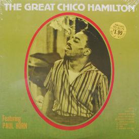 Chico Hamilton - Great Chico Hamilton – SEALED