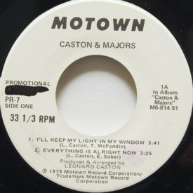Caston & Majors - I'll Keep My Light In My Window