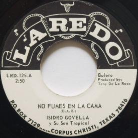 Isidro Govella - No Fumes en La Cama