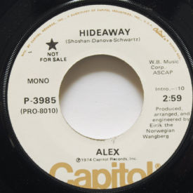 Alex - Hideaway