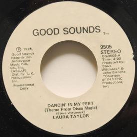Laura Taylor - Dancin' In My Feet