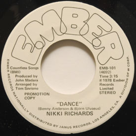 Nikki Richards - Dance
