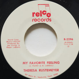 Theresa Rustemeyer - My Favorite Feeling