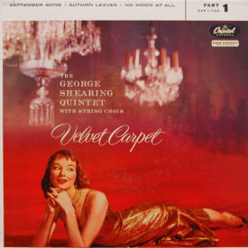 George Shearing Quintet - Velvet Carpet