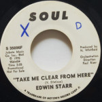 Edwin Starr - Take Me Clear From Here