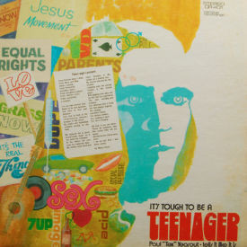 Paul Tex Yearout - It's Tough To Be A Teenager