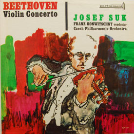 Josef Suk/Franz Konwitschny - Beethoven Violin Concerto In D Major
