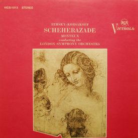Pierre Monteux/London Symphony Orchestra - Scheherazade