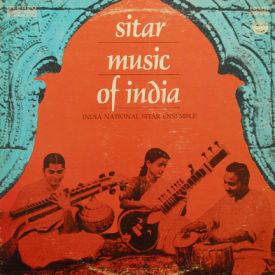 India National Sitar Ensemble - Sitar Music Of India