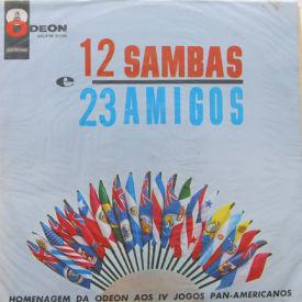 V/A - 12 Sambas E 23 Amigos